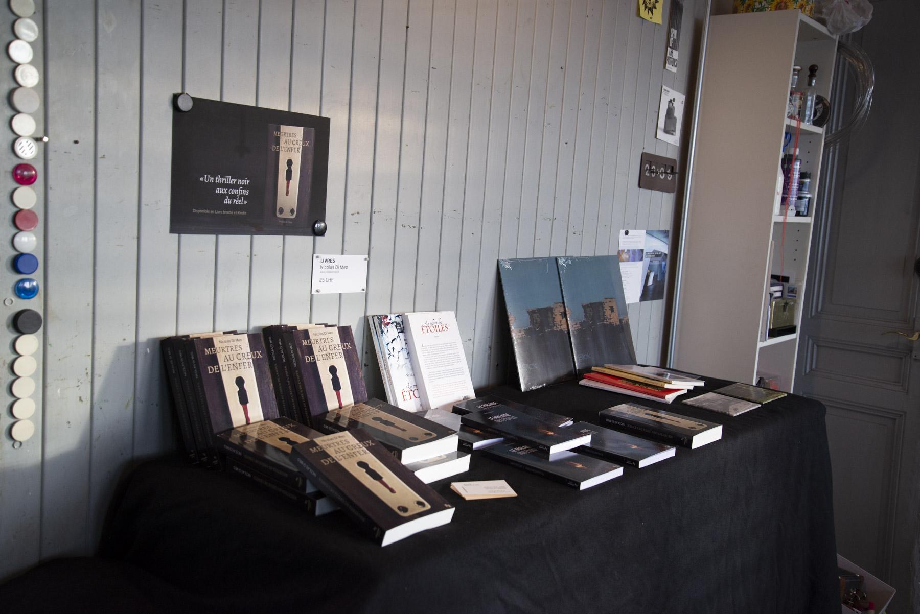 livres de Nicolas Di Meo