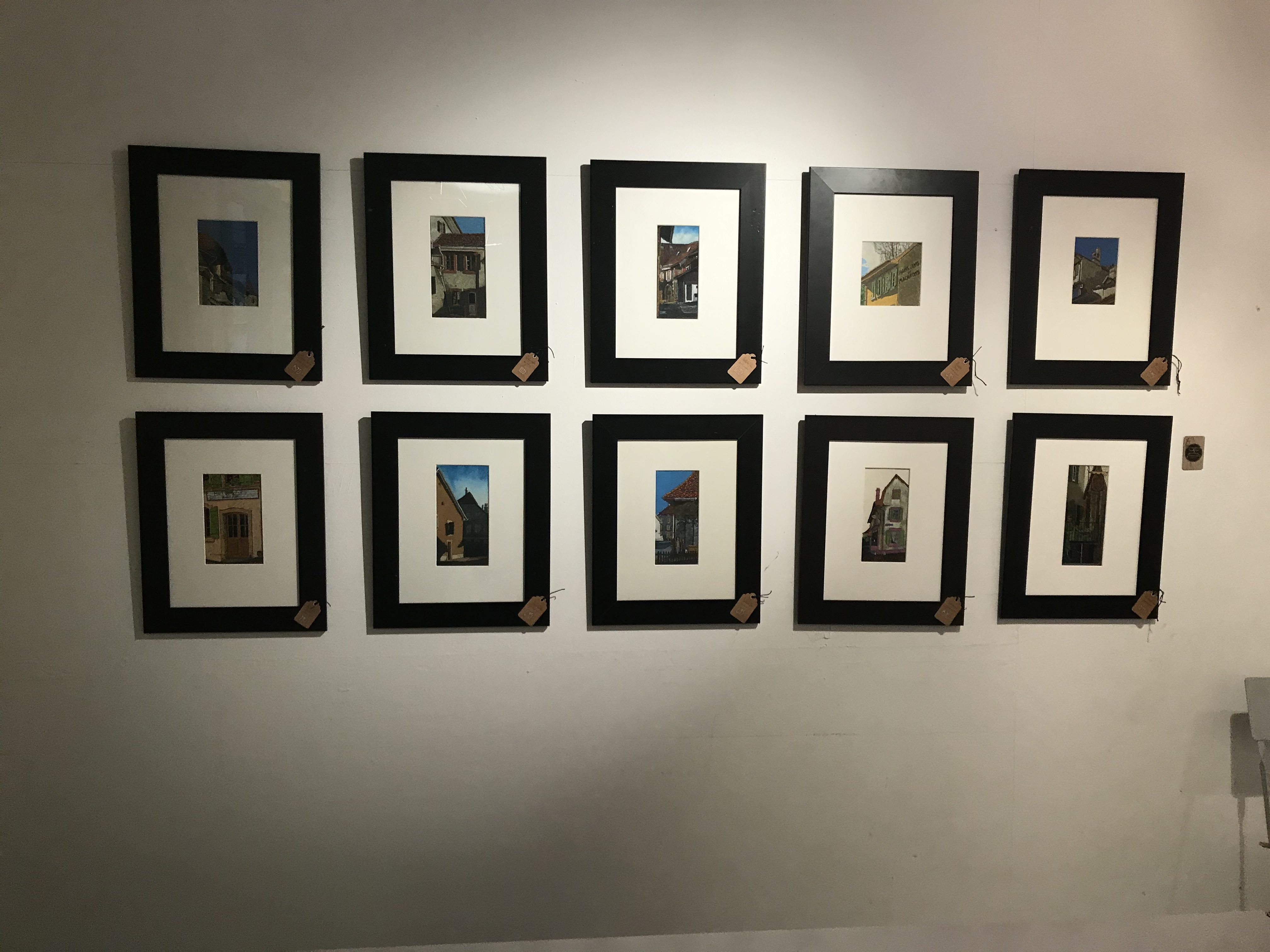tableaux de Krista Gerwing