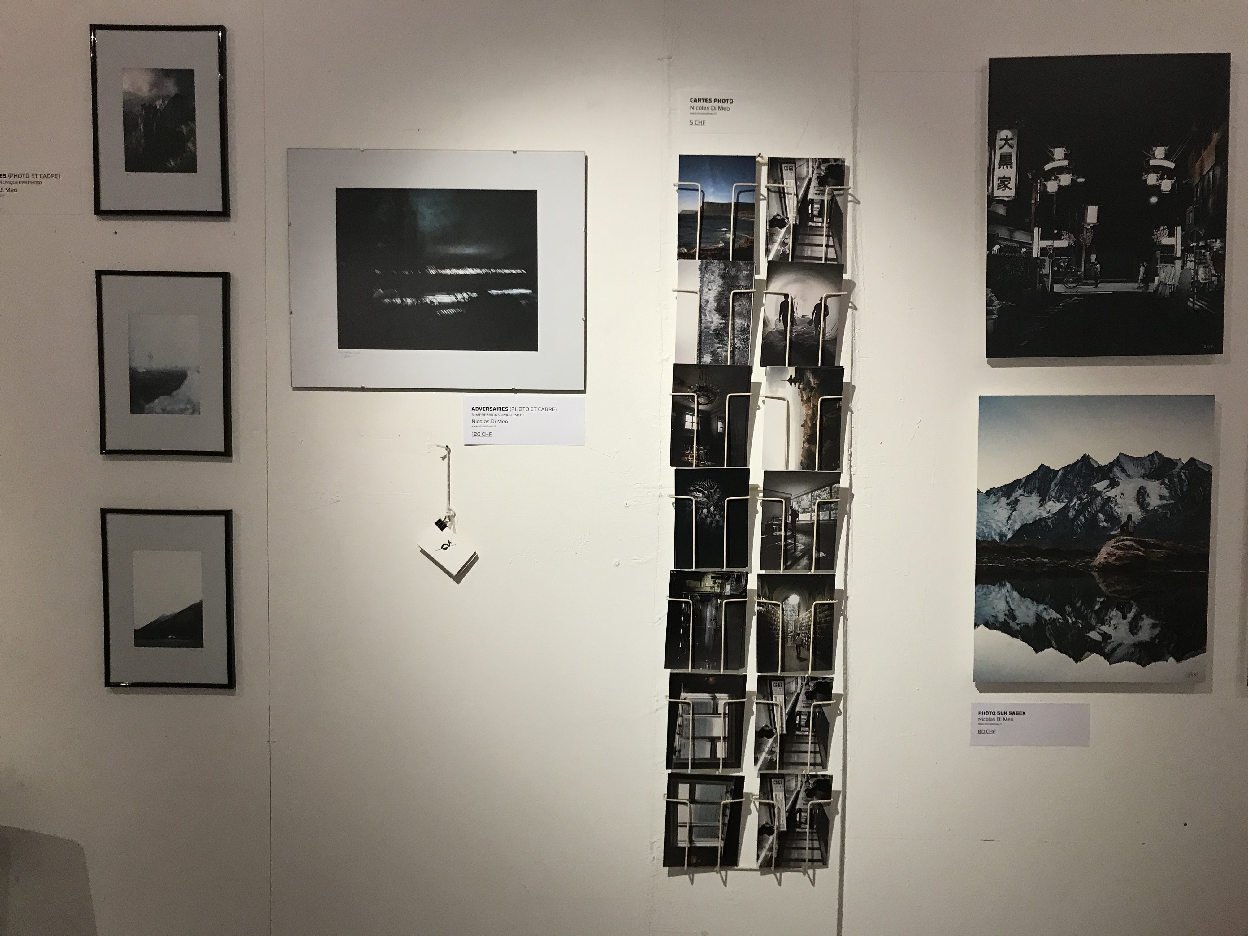 les images de Nicolas Di Meo